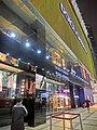 HK TST Canton Road night 杜嘉班納 Dolce & Gabbana shop April 2013.JPG
