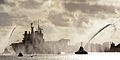 HMS Illustrious Returning to Portsmouth MOD 45157515.jpg