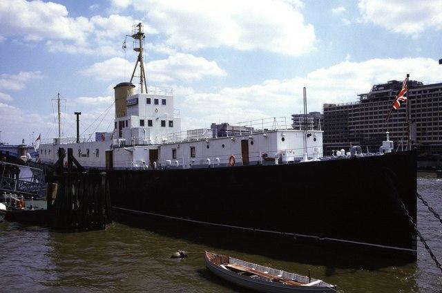 HMS President - geograph.org.uk - 659583