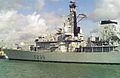 HMS Richmond (F239) Type 23 Frigate 4,900 tonnes, Royal Navy. (11663020493).jpg