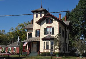 Hopewell, New Jersey - House in Hopewell