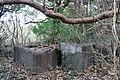 Hachijo-Kojima Island Toriuchi district traces of the Rainwater tub 05.jpg