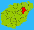Hainan subdivisions - Ding'an County.png
