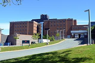 Queen Elizabeth II Health Sciences Centre Hospital in Nova Scotia, Canada