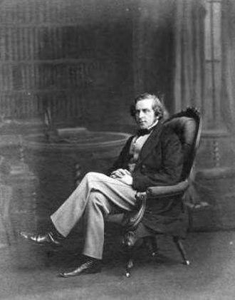 James Halliwell-Phillipps - James Orchard Halliwell in 1863