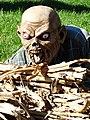 Halloween Ghoul Display - Clinton Street - Hackensack - New Jersey - USA - 06 (10354431736).jpg