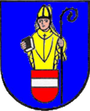 Halsenbach - Halsenbach's arms with tinctures