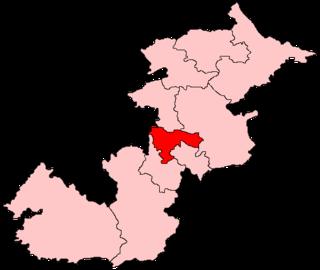 Hamilton North and Bellshill (Scottish Parliament constituency) Region or constituency of the Scottish Parliament
