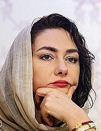 Hanieh Tavassoli in Fajr Film Festival.jpg