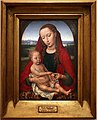 Hans memling, madonna col bambino, 1480-90 ca.jpg