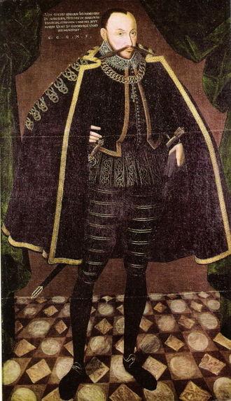 John II, Duke of Schleswig-Holstein-Sonderburg - Image: Hanstheyounger
