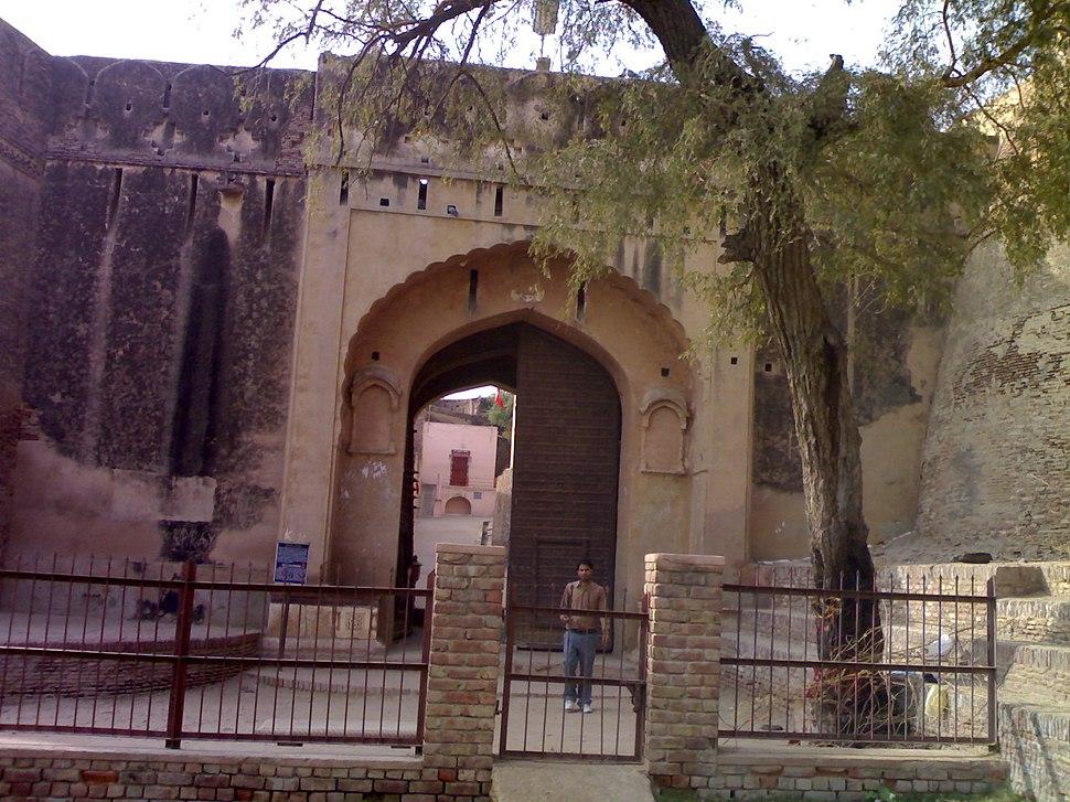 Hanumangarh Bhatner fort