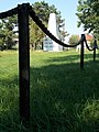 Harckocsilánc. Szovjet katonai temető. - Simontornya.JPG