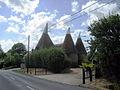 Harpers Oast, Summerhill, Goudhurst, Kent - geograph.org.uk - 328857.jpg