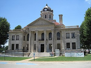 Poinsett County Courthouse, June 2011