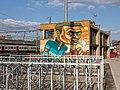 Hasselt, graffiti bij station Hasselt foto2 2015-06-09 19.08.jpg