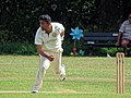 Hatfield Heath CC v. Takeley CC on Hatfield Heath village green, Essex, England 49.jpg