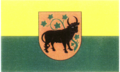 Hauptsatzung Barlachstadt Güstrow 2006 Stadtflagge.png