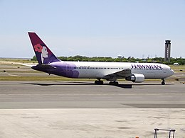 Hawaiian Airlines Boeing 767 N591HA.jpg