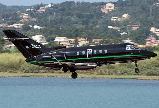 Hawker Beechcraft 900XP, Private JP7656609