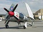 Hawker Sea Fury, Cheyenne, Wyoming.jpg