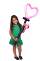 Heart balloon animal with girl.png