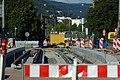 Heidelberg - Eppelheimer Strasse - Umbau der Gleistrasse - 2017-08-06 19-04-00.jpg