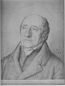 Heinrich Friedrich Karl vom Stein im Jahr 1821 (Quelle: Wikimedia)