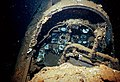 Helldiver cockpit of the shipwrecked aircraft carrier the U.S.S. Saratoga (1ca6fa5b-7c7e-41bb-93a2-305a20133690).jpg