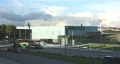 Maison de la musique d'Helsinki