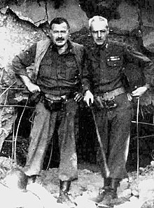 photograph of two men
