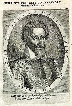Henry II, Duke of Lorraine - Image: Henri II Lorraine