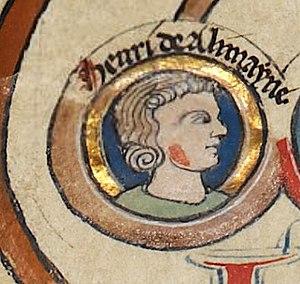 Henry of Almain - Image: Henry Almain