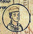 Henry I of France kronika.jpg