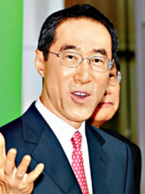 Hong Kong Chief Executive election, 2012 - Henry Tang