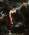 Henry Thomson RA, Girl at Spring.png