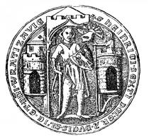 Henryk VI Dobry seal 1332.PNG