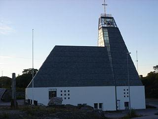Herøy Church Church in Møre og Romsdal, Norway
