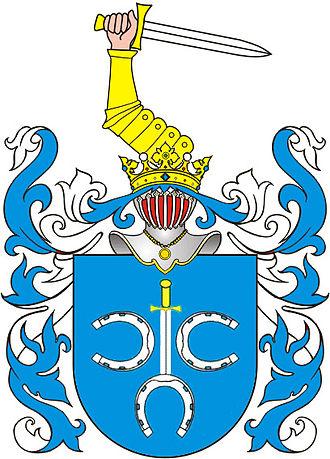 Belina coat of arms - Image: Herb Belina