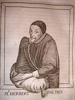 Herbert Palmer (Puritan) British priest