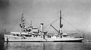 USS <i>Heron</i> (AM-10)