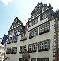 Hersfeld rathaus flaged.jpg