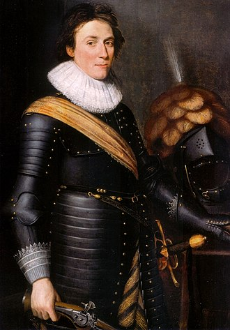 Battle of Fleurus (1622) - Christian the Younger of Brunswick, Duke of Brunswick-Lüneburg and Bishop of Halberstadt.
