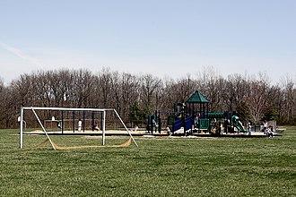 O'Fallon, Illinois - Image: Hesse Park, O'Fallon, Illinois