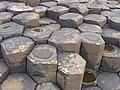 Hexagons (mainly) at the Giant's Causeway - geograph.org.uk - 1478562.jpg