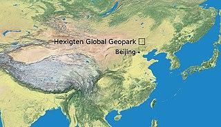Heshigten Global Geopark