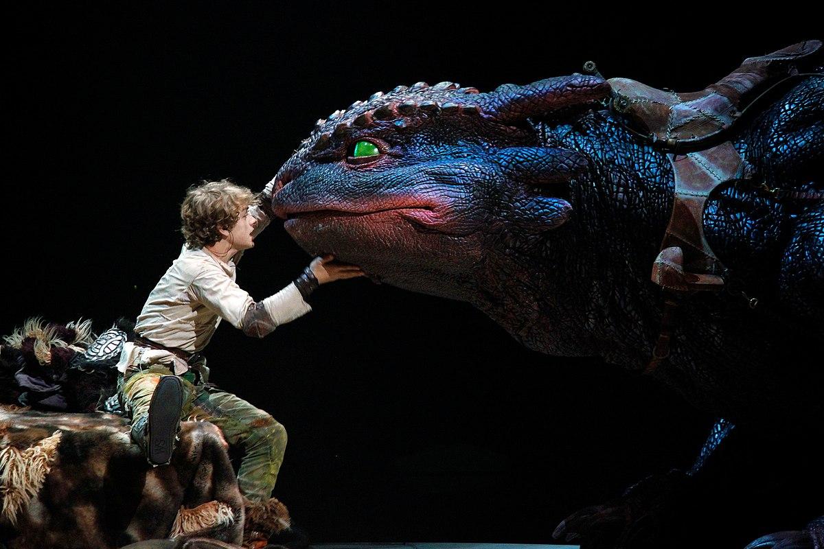 Cómo entrenar a tu dragón (película) - Wikipedia, la enciclopedia libre