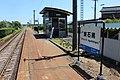 Higashi-Ishiguro Station 2020-2.jpg