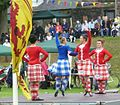 Highland dancers at the Ceres Games, 2013.jpg