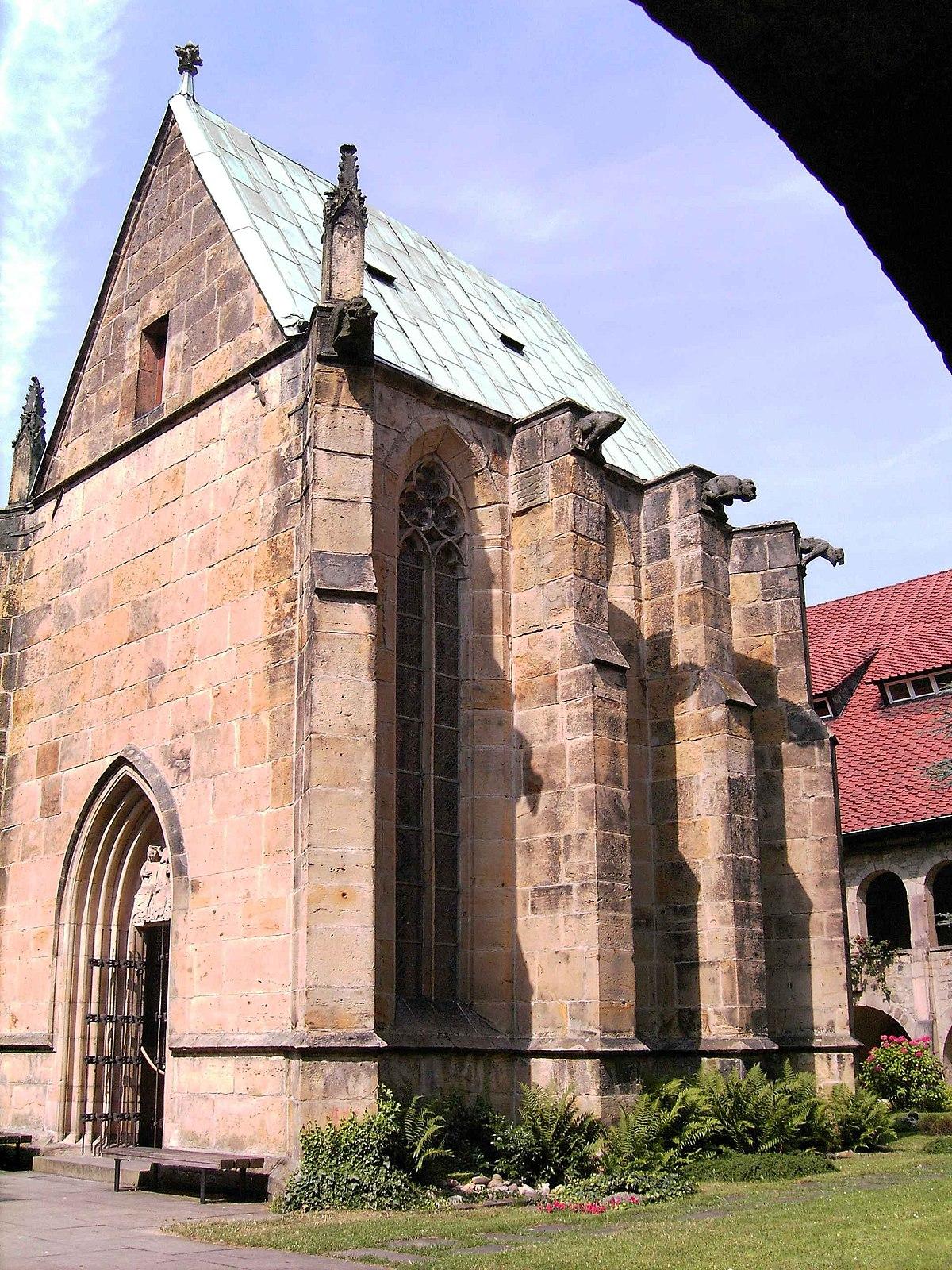 Hildesheim-Dom-St.Annenkapelle 01.JPG